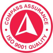 ISO 9001 Quality logo