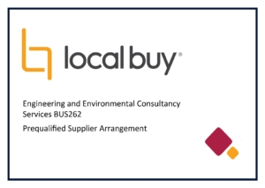Local Buy Logo for Engineering and Environmental Consultancy